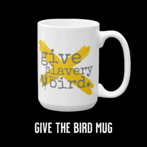 15 oz abolitionist mug
